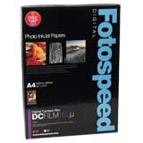 Fotospeed Pigment Friendly Lustre DUO 280 Double Sided Photo Paper A4 - 25 Sheets