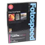 Fotospeed Pigment Friendly Lustre DUO 280 Double Sided Photo Paper A3 - 25 Sheets