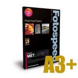 Fotospeed Metallic Lustre 275 Photo Paper - A3+ - 25 Sheets