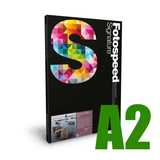 Fotospeed Smooth Cotton 300 Photo Paper - A2 - 25 Sheets