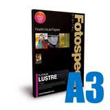 Fotospeed Platinum Lustre 270 Photo Paper - A3 - 25 Sheets