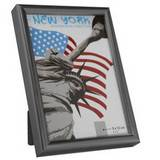New York Steel 5x3.5 Photo Frame