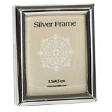 Small Silver 3.5x4.5cm Photo Frame