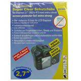 Dorr Professional Super Clear Display Protector Foil 2.7