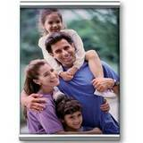 Glass 12x8 Photo Frame