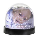 Dorr Photo Snow Globe with Snow and Glitter
