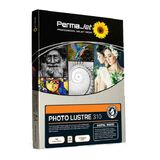Permajet Photo Lustre 310 Printing Paper 7x5 - 100 Sheets