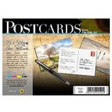 Permajet PostCards, 6x4, Gloss, 300gsm, Pack of 25