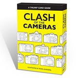 Clash Of The Cameras Trumps Card Game | Digital Cameras