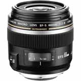 Ex-Display Canon EF-S 60mm f2.8 Macro USM Lens