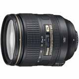 Ex-Display Nikon 24-120mm f4G ED VR AF-S Nikkor Lens