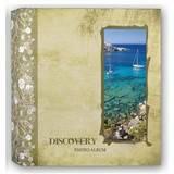 Discovery Green 6.5x4.5 Slip In Photo Album - 200 Photos