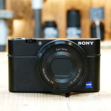 Ex-Demo Sony Cyber-Shot RX100 Black Digital Camera