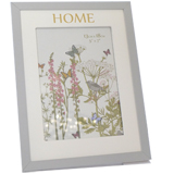 Home Living by Juliana Home 7x5 Photo Frame Overall Size 7.5x9.25 Inches