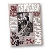 Espresso Wood 6x4 Photo Frame
