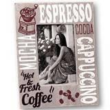 Espresso Wood 7x5 Photo Frame