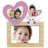 Viola Multi Aperture Photo Frame For Three Photos