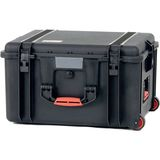 HPRC 2730W Wheeled Hard Resin Case with Cubed Foam - Black