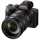 Sony A7 III | 24-105mm FE F4 G OSS Lens | 24.2 MP | Full Frame CMOS Sensor | 4K Video | Wi-Fi