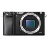 Sony Alpha A6000 Black Digital Camera Body