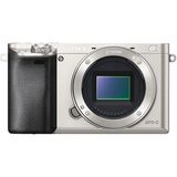 Sony Alpha A6000 Silver Digital Camera Body