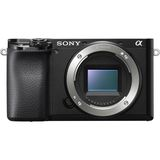 Sony A6100 | 24.2MP | APS-C CMOS Sensor | 4K Video | NP-FW50 Battery | Wi-Fi