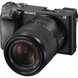 Sony Alpha a6300 Digital Camera with 18-135mm f3.5-5.6 OSS Lens