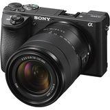 Sony Alpha A6500 Digital Camera with 18-135mm f3.5-5.6 OSS Lens