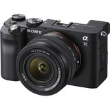 Sony A7C Camera with FE 28-60mm Lens - Black