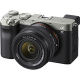 Sony A7C Camera with FE 28-60mm Lens - Silver