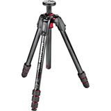 Manfrotto 190 Go! MS Carbon Fibre 4 Section Photo Tripod