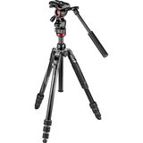 Manfrotto Befree Live Twist Lock Aluminium Tripod Kit