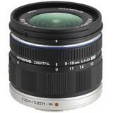 Olympus 9-18mm f4.0-5.6 R ED M.ZUIKO Black Micro Four Thirds Lens