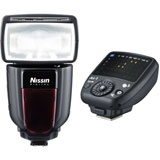 Nissin Di700 Air Flashgun and Commander - Fuji