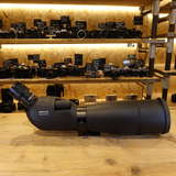 Used Opticron ES 80 GA ED Angled Spotting Scope with 20x60 Zoom Eyepiece and Stay-on Case