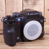 Used Minolta Dynax 7D D-SLR Camera Body