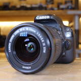 Used Canon EOS 100D DSLR Camera with 18-55mm IS STM Lens