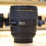 Used Sigma AF 85mm F1.4 EX DG HSM Lens - Canon Fit