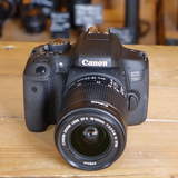 Used Canon EOS 750D DSLR Camera With EF-S 18-55mm IS STM Lens