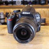 Used Nikon D3100 Digital SLR with AF-S 18-55mm II Lens