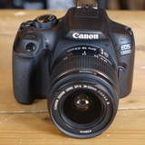 Used Canon EOS 1300D DSLR Camera with18-55mm III Lens