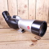 Used Leica Apo-Televid 62 Angled Scope with 16-48X Wide Eyepiece and Stay On Case