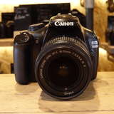Used Canon EOS 1100D DSLR with EF-S 18-55mm IS II Lens