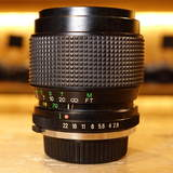 Used Vivitar 35-70mm f2.8-3.8 Manual Focus Olympus OM Fit Lens