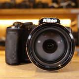 Used Nikon Coolpix B600 Black Digital Camera