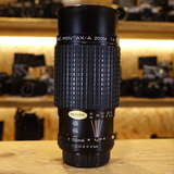 Used Pentax MF 70-210mm F4 SMC A Zoom Lens