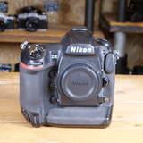 Used Nikon D5 DSLR Camera Body Dual XQD