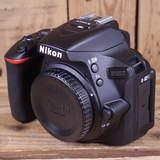 Used Nikon D5600 DSLR Camera Body