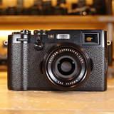 Used Fuji X100F Black Digital Camera