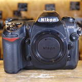 Used Nikon D200 Digital SLR Camera Body